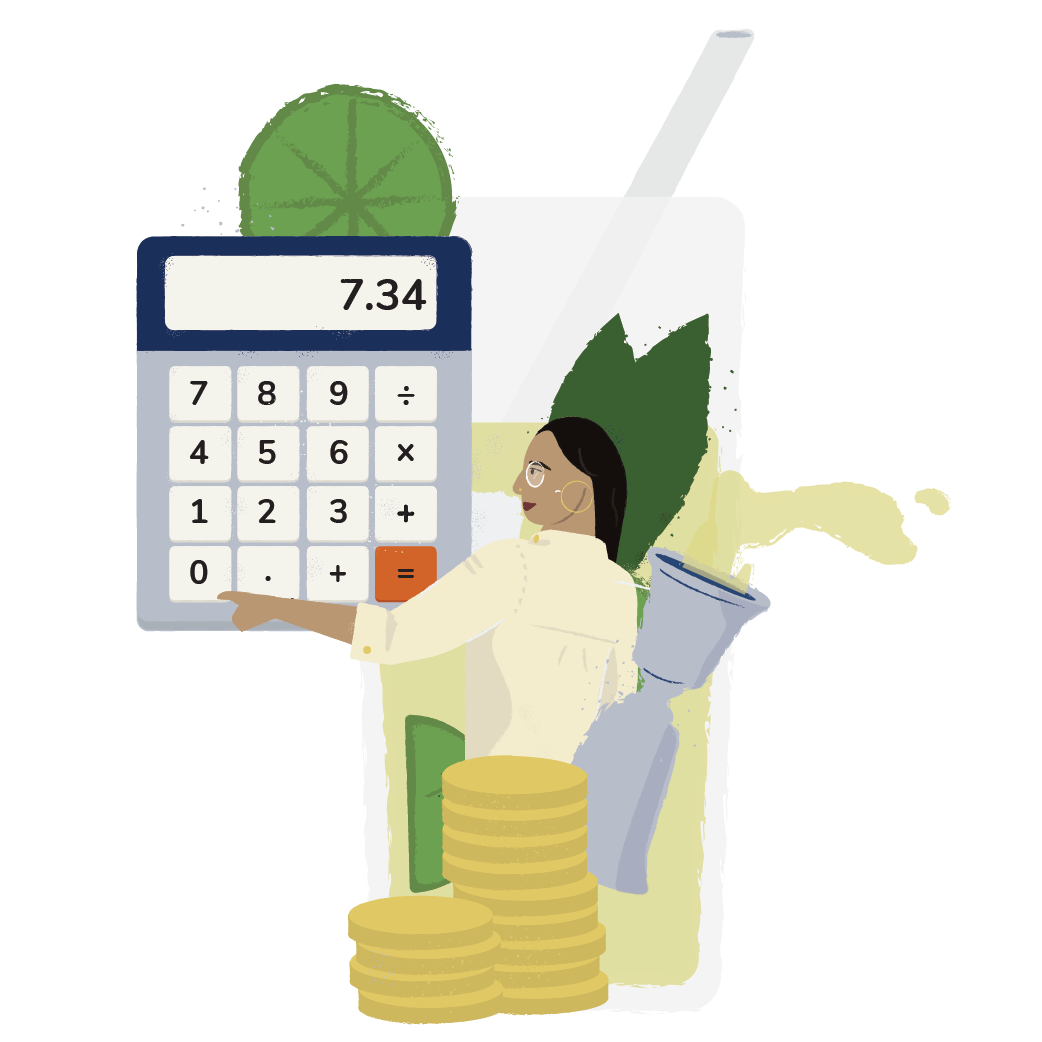 Cocktail Calculator Excel Free Template Download